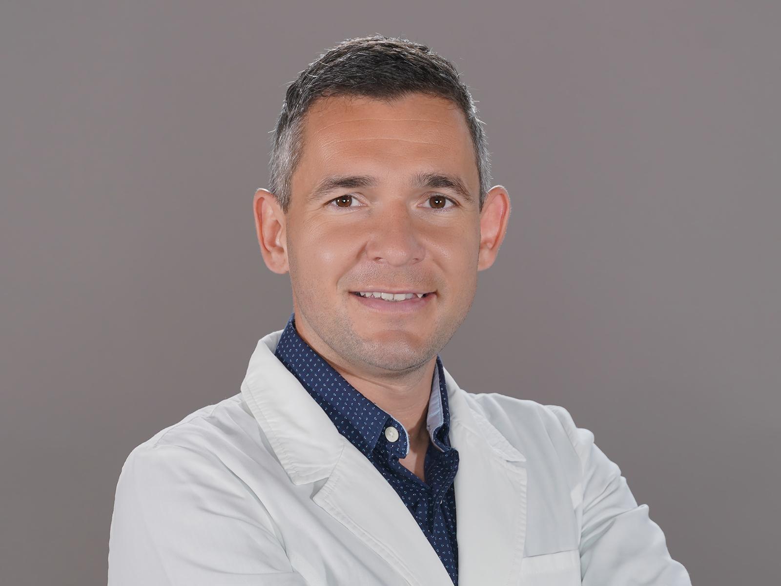 Dr. Suhai Ferenc Imre, radiológus szakorvos