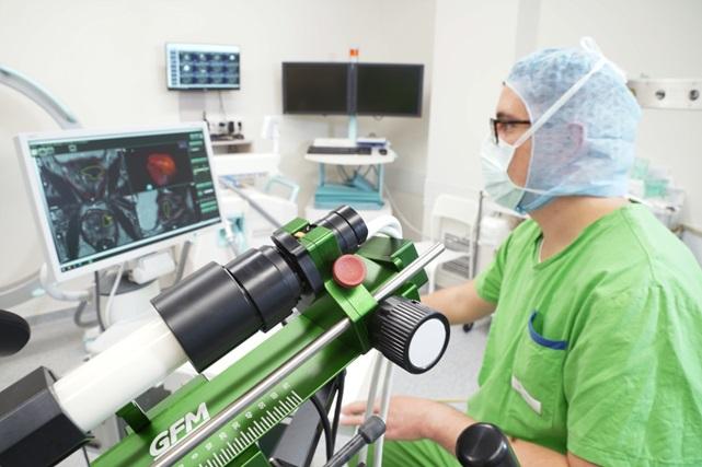 Fúziós prosztatabiopszia