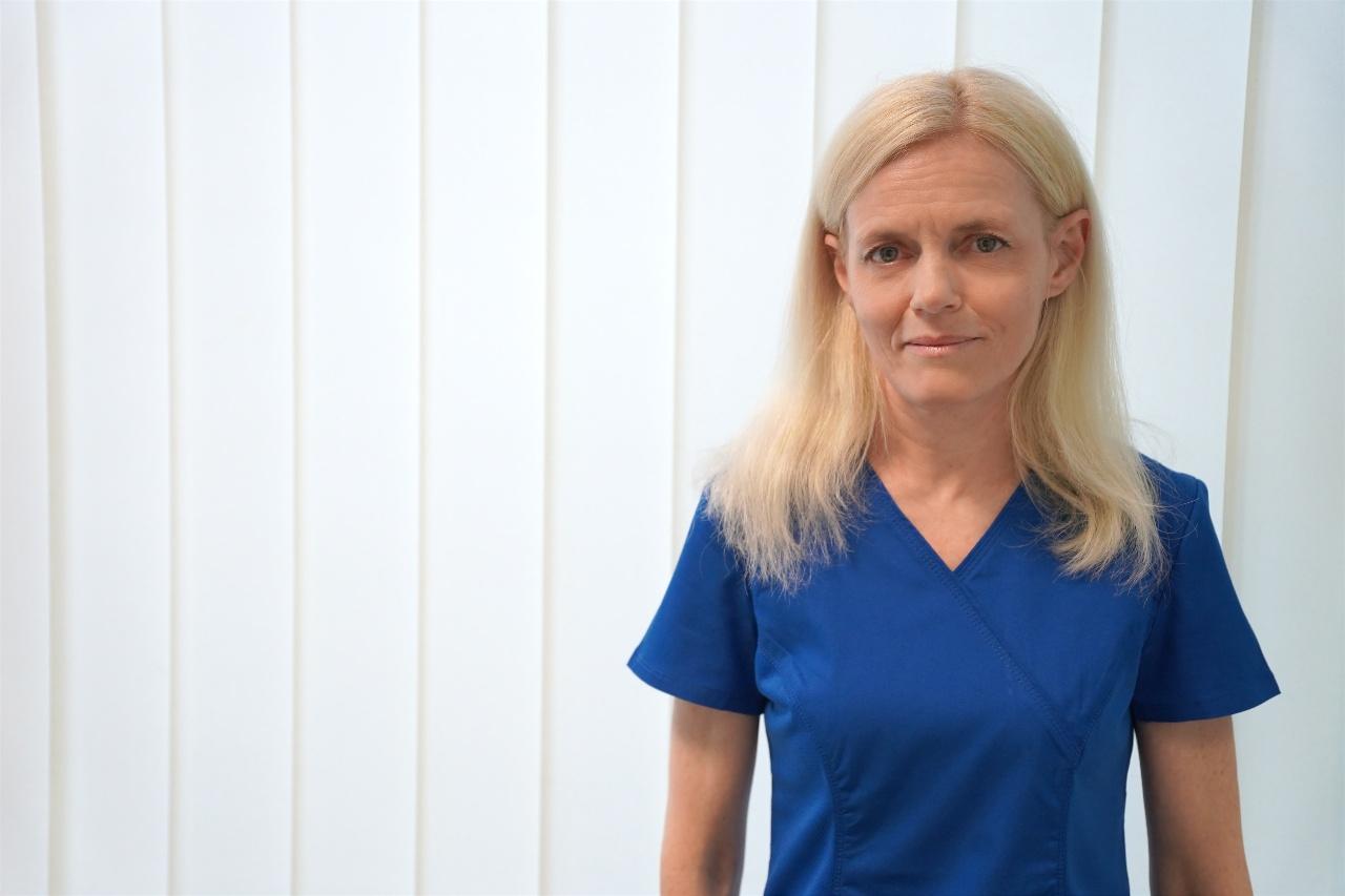 Dr. Nagy Judit, a Budai Egészségközpont fogszakorvosa