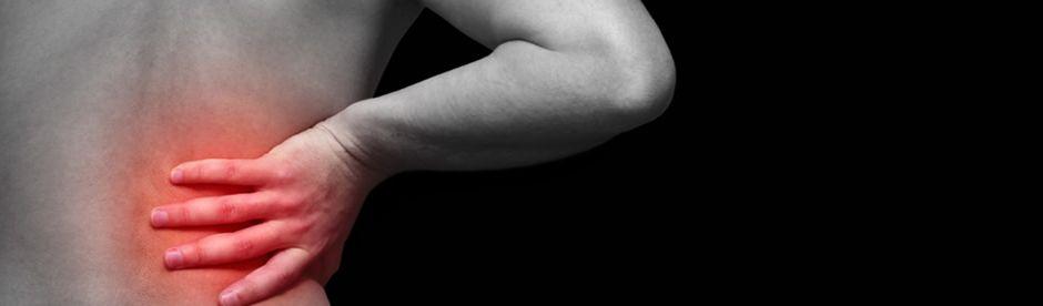Gerincsérvet, porckorongsérvet illusztráló kép.