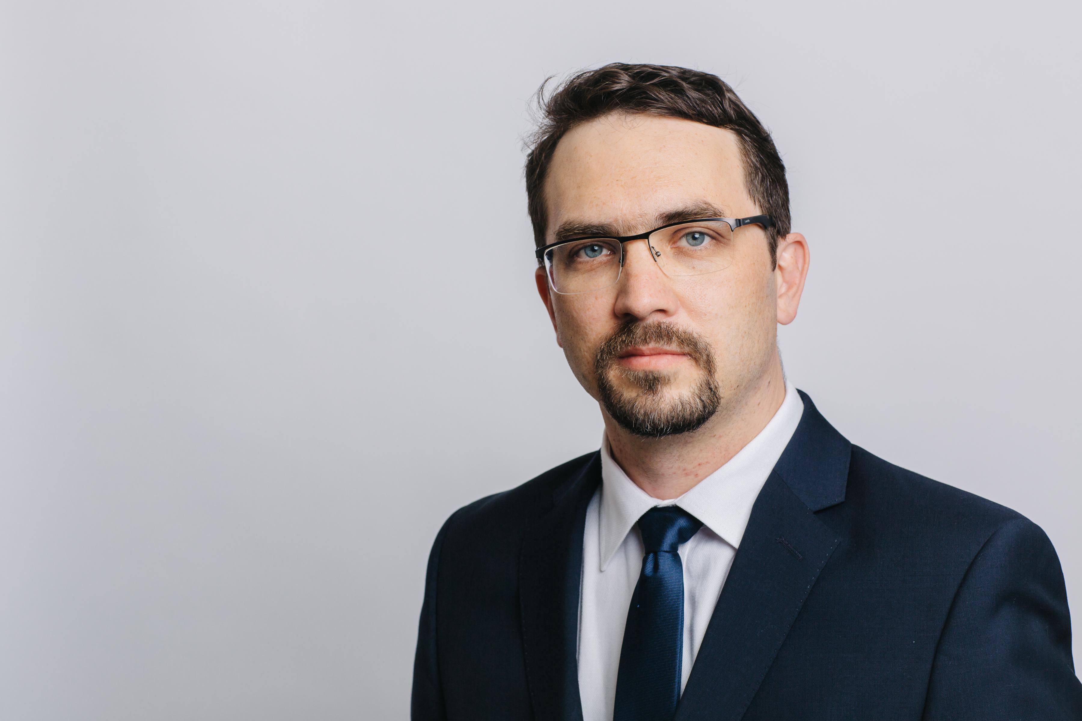 Dr. Lazáry Áron, az Országos Gerincgyógyászati Központ tudományos igazgatója.