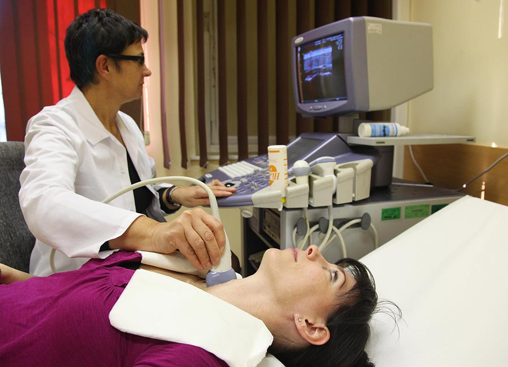 Pajzsmirigy ultrahang a gyakorlatban.