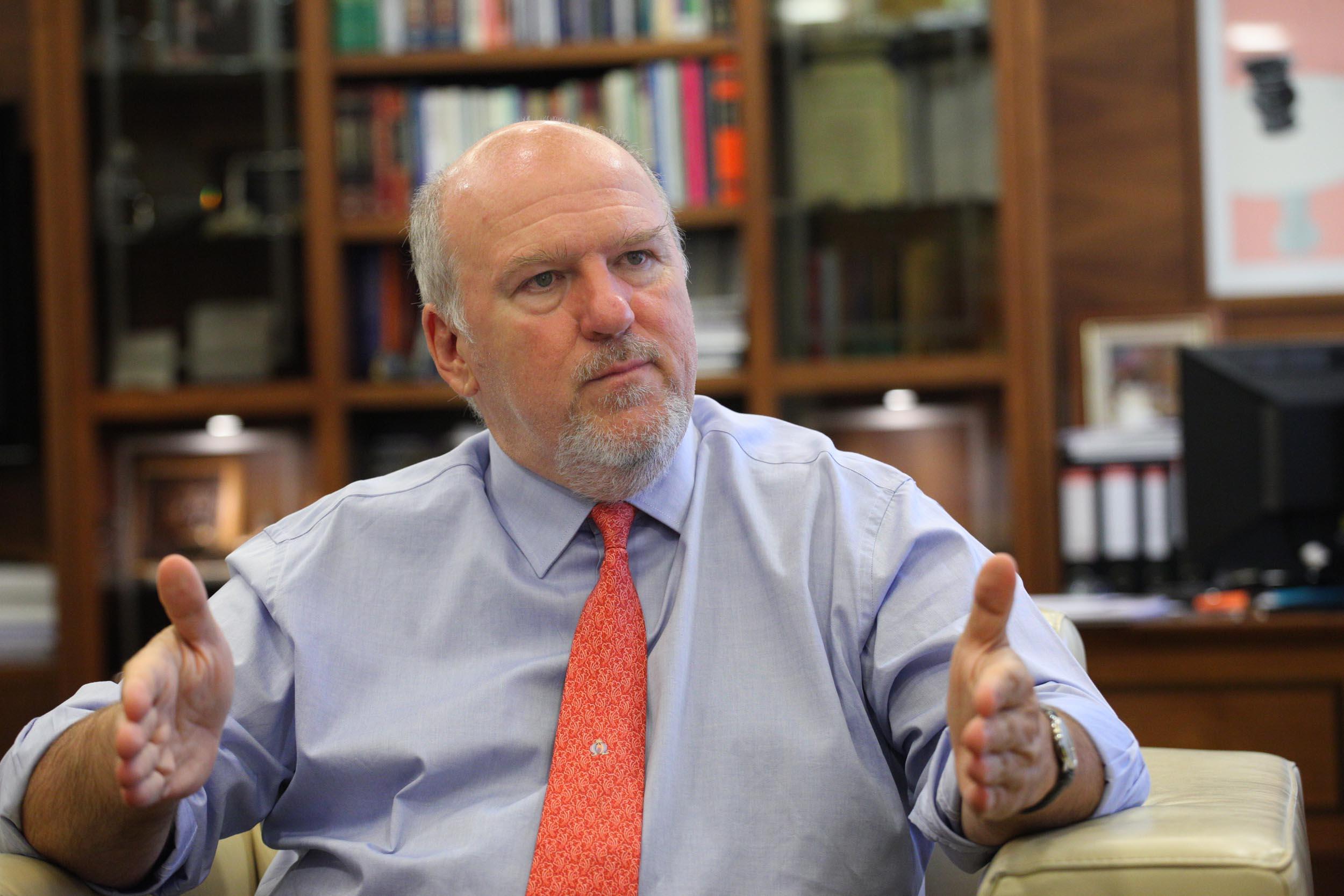 Dr. Varga Péter Pál az Országos Gerincgyógyászati Központ főigazgatója