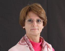 Dr. Somhegyi Annamária, a Magyar Gerincgyógyászati Társaság elnöke.