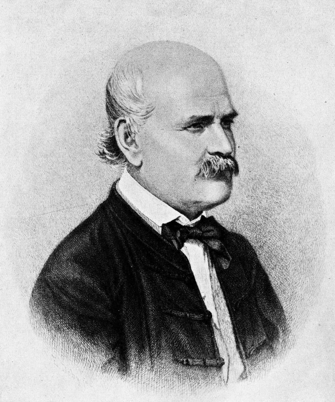 Semmelweis Ignác, az anyák megmentője.