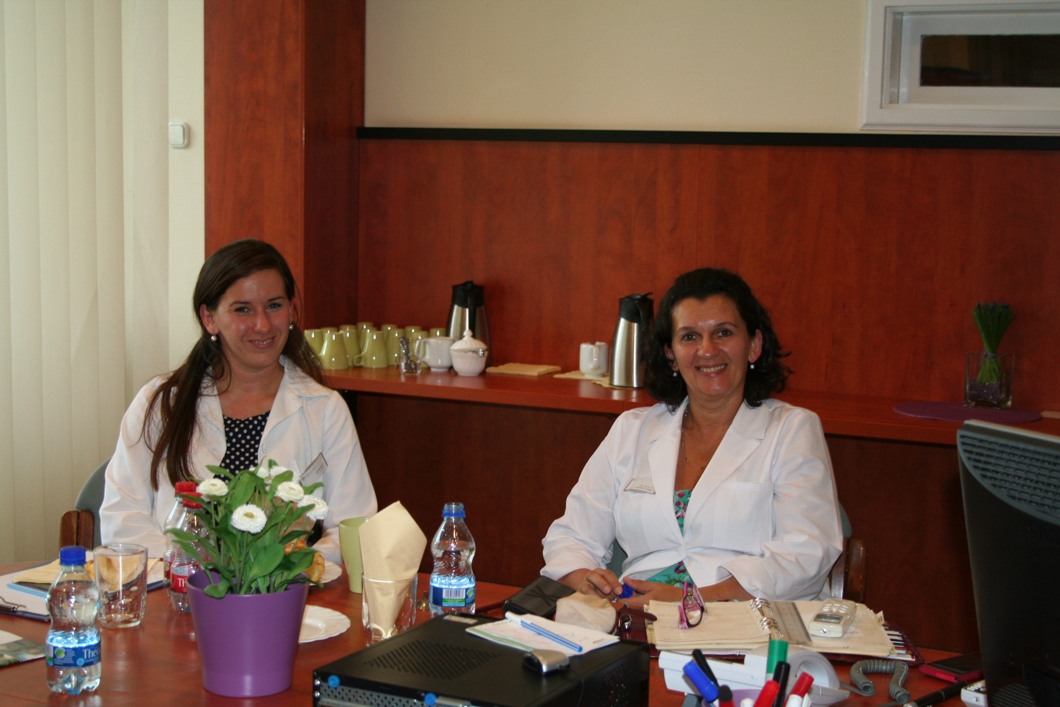 Az Országos Gerincgyógyászati Központ tájékoztatása a XII. kerületi háziorvosoknak.