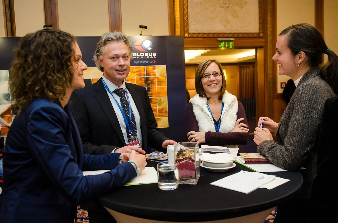 A harmasik Bologna-Budapest Spine Meeting kongresszusa.